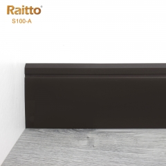 PVC S100-A Skirting Board