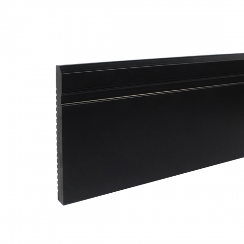 PVC S153-A Skirting Board
